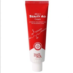 Touch in Sol All-in-One Beauty Aid Cream 75ml NIB